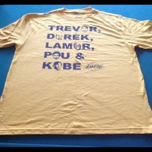 Other - Vintage LA Lakers Basketball T-Shirt, XL
